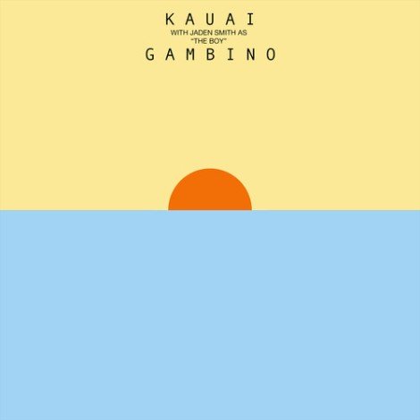 Kauai EP Cover Art