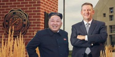 Hoekstra&KimJongUn