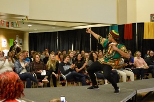 Cultural Fair Fashion Show by Emma