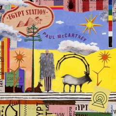 Egypt Station Picture (Album Cover)