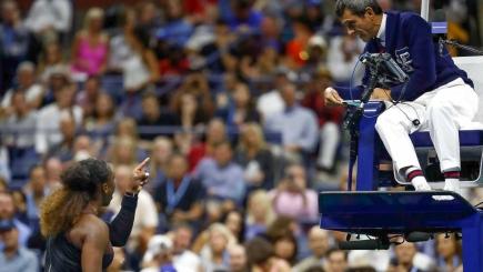 Serena Williams US Open Picture