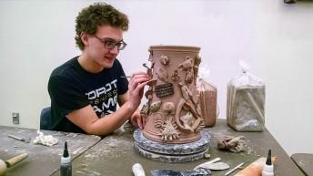 Pottery Piece
