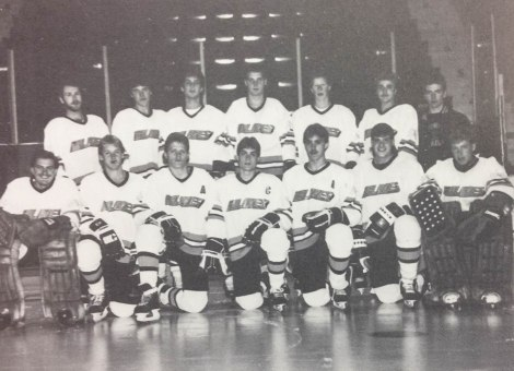 Dordtblades1988 team(add caption from article)