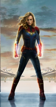 Captain marvel 1 PC-contributed